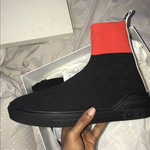 Givenchy sock shoes